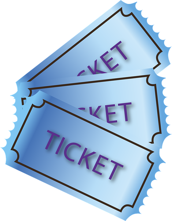 February's Blue Ticket Winners