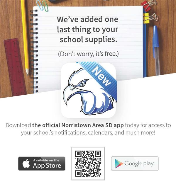 The Official Norristown Area SD app