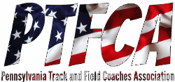 Pennsylvania High School Track and Field Coaches Association logo